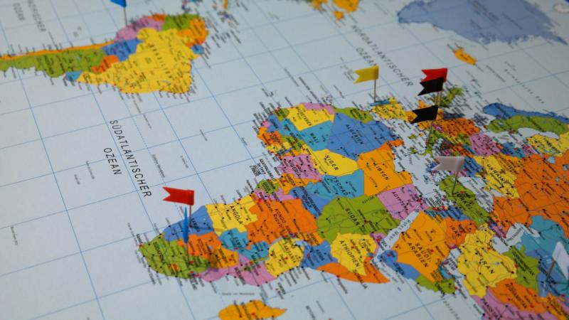 英語が第一言語の国はたった18か国!
